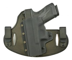 Hidden Hybrid Holsters, Glock 19,23,32,38 - Concealed Carry Gun Holster