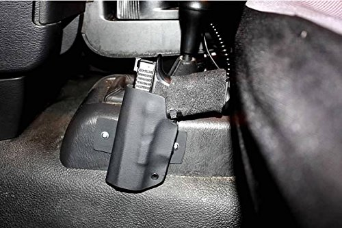 Highway Holster Vehicle Seat Mount