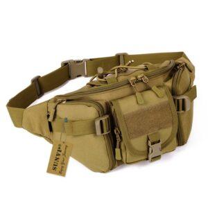Huntvp Tactical Waist Pack Bag Military Fanny Pack
