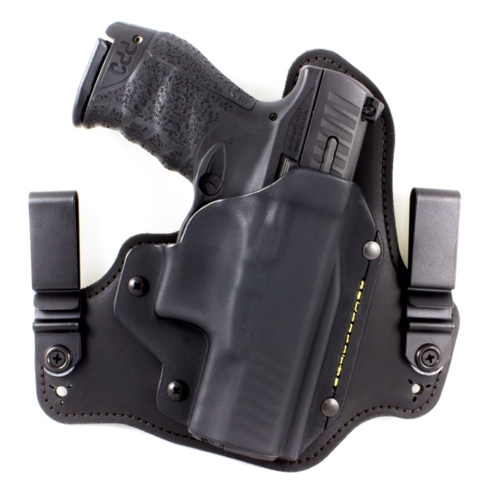 image of IWB Hybrid ACE-1 Gen2 Holster by Black Arch Holsters