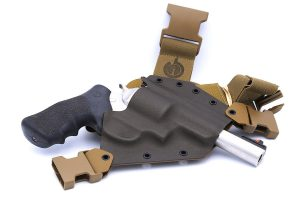 Kenai Chest Holster