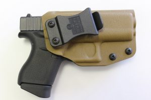 Best IWB Concealed Holster for Glock 43 [In-Depth Review 2019]