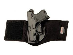 Neoprene Nylon Ankle Holster for Glock 27