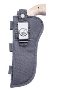 image of OB-10SC Outside Pants Carry Holster With Ammo Loops