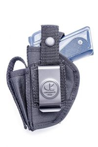 OUTBAGS USA OB-31SC Nylon OWB Outside Pants Carry Holster