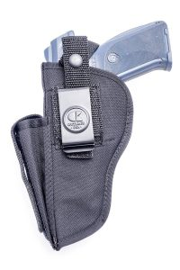 image of Outbags USA OB-19SC Nylon OWB Outside Pants Carry Holster