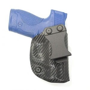 Outlaw Holsters Kahr Black Carbon Fiber IWB Holster
