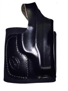 Pro Carry Leather and Neoprene Ankle Holster by The Holster Store