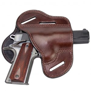 Relentless Tactical The Ultimate Leather Gun Holster
