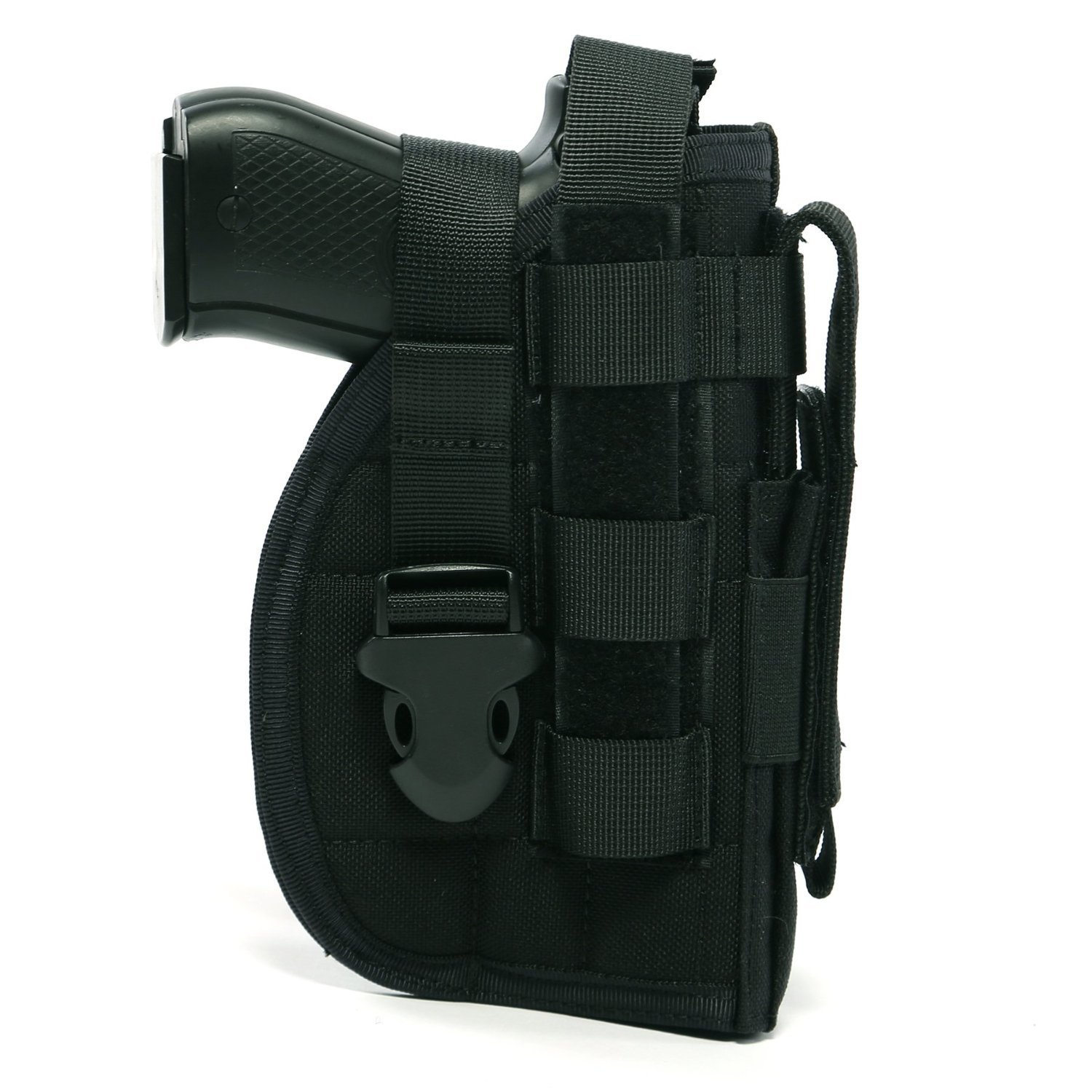 Tactical Molle Nylon Modular Holster with Mag Pouch by Yisibo