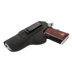 The Ultimate Suede Leather IWB Holster