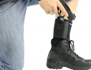 Ultimate Ankle Holster For Concealed Carry by ComfortTac