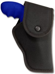 Uncle Mike's Kodra Nylon Large Frame Sidekick Hip Holster