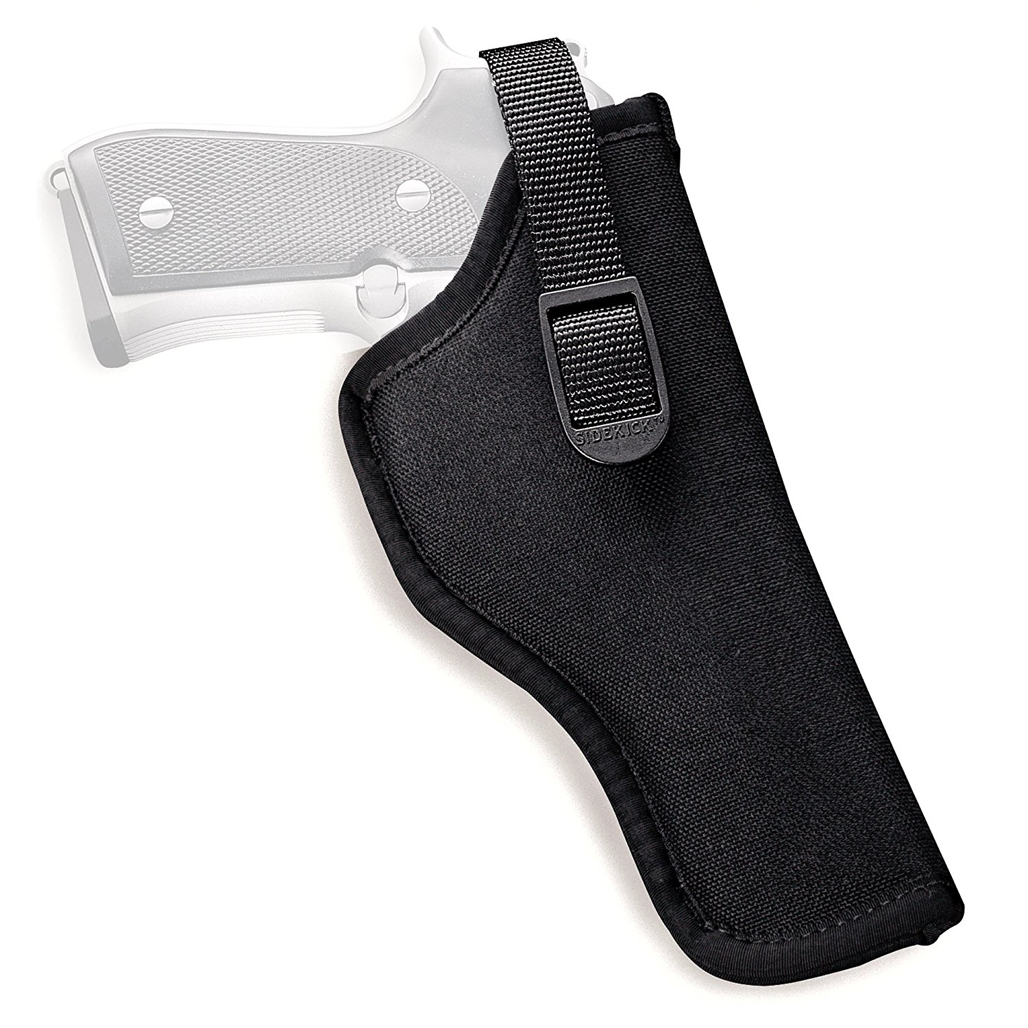 image of Uncle Mike's Kodra Nylon Sidekick Hip Holster