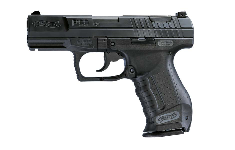 image of Walther P99