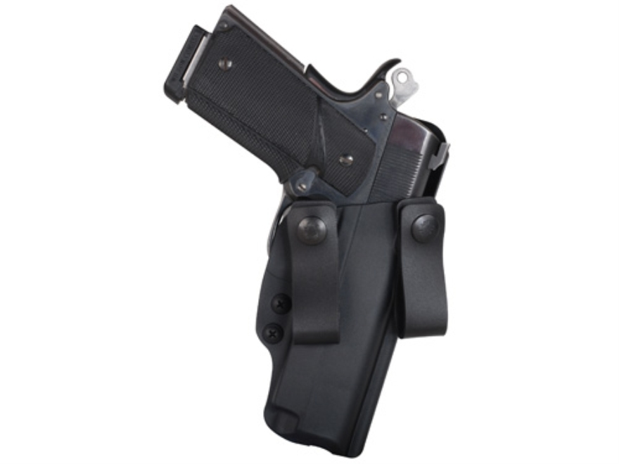 product image of the blade tech phantom holster holding a 1911 pistol