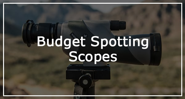 gun news daily's budget spotting scopes section
