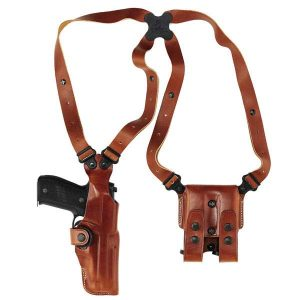 Vertical Shoulder Holster System