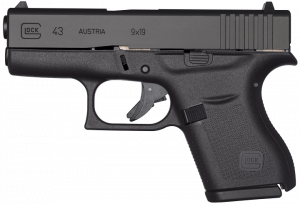 Image of a Glock 43