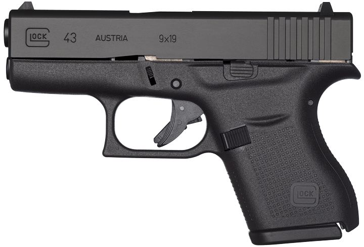 image of Glock 43 (9mm Luger)