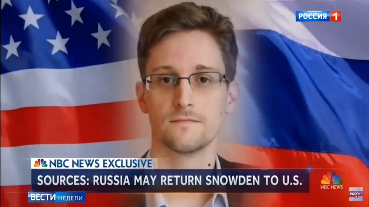 image of nbc news about snowden