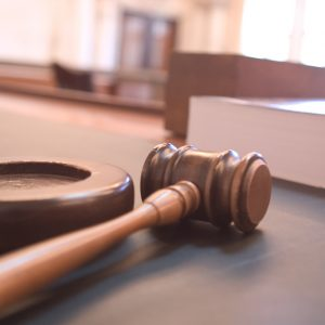 image of a Court gavel