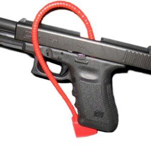 image of Gun lock for safety