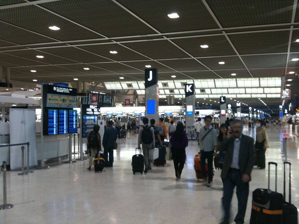 image of inside the airport