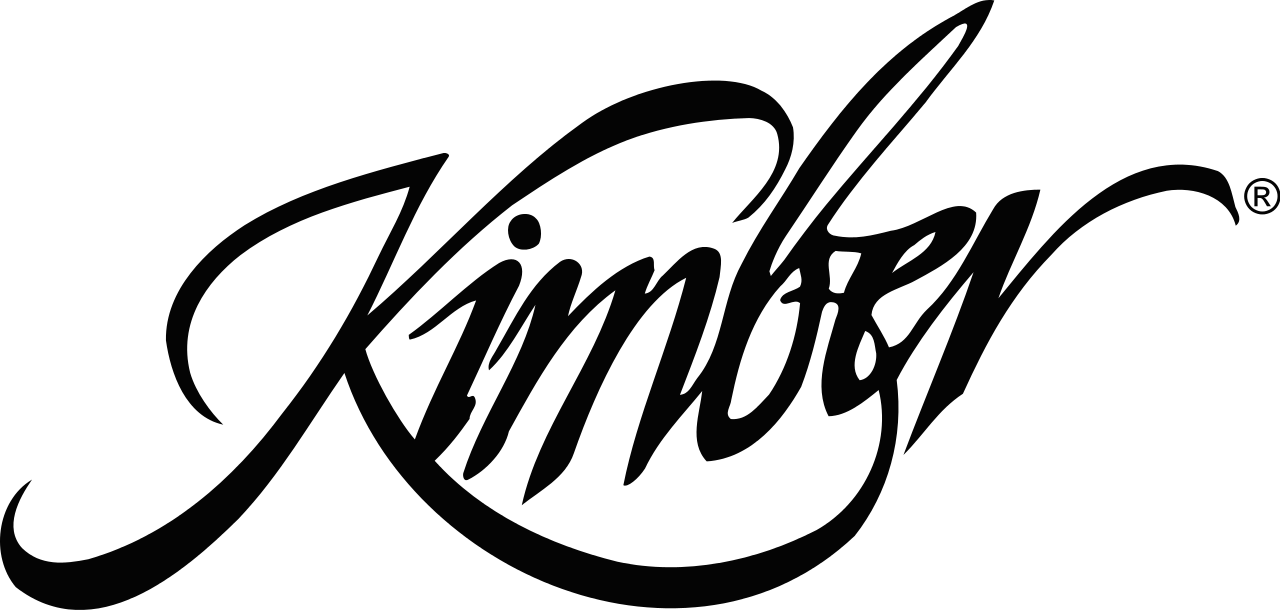 an image of kimber logo