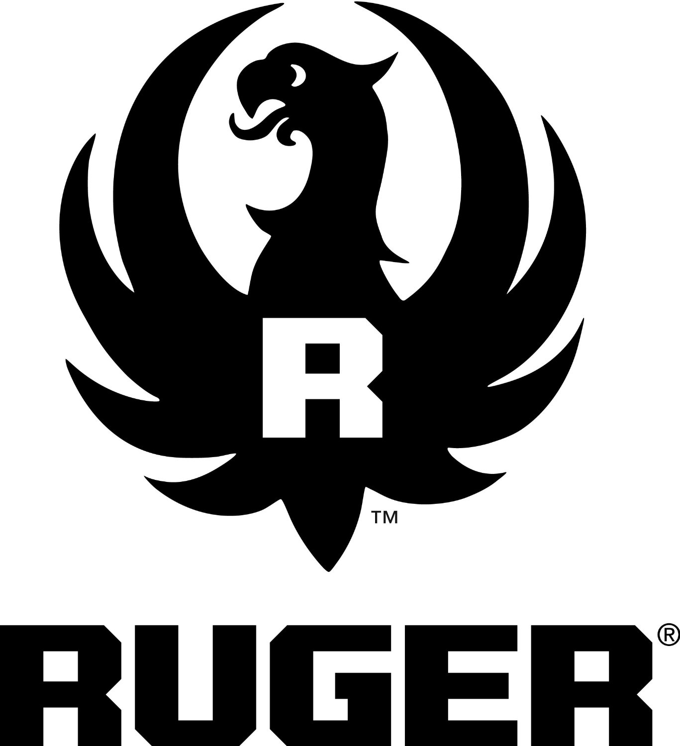 an image of ruger logo