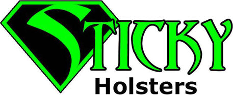 an image of sticky holsters logo