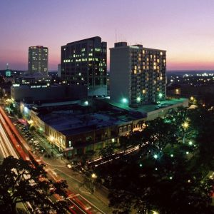 Tallahassee skyline