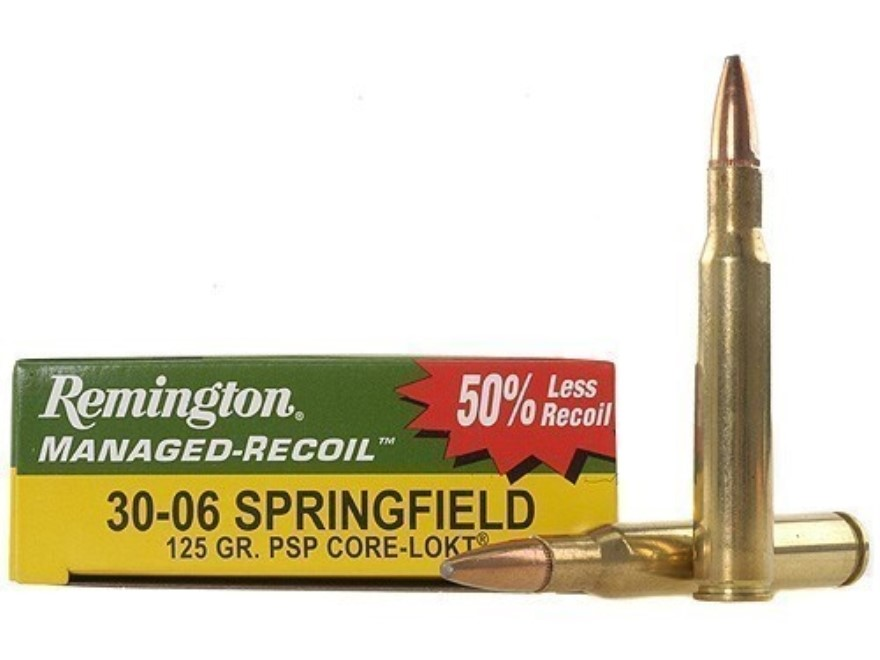 Image of .30-06 bullets with box