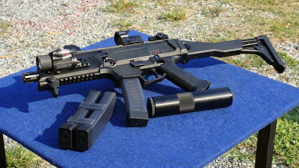 CZ Scorpion EVO 3 S1 Carbine Rifle Review [2019]