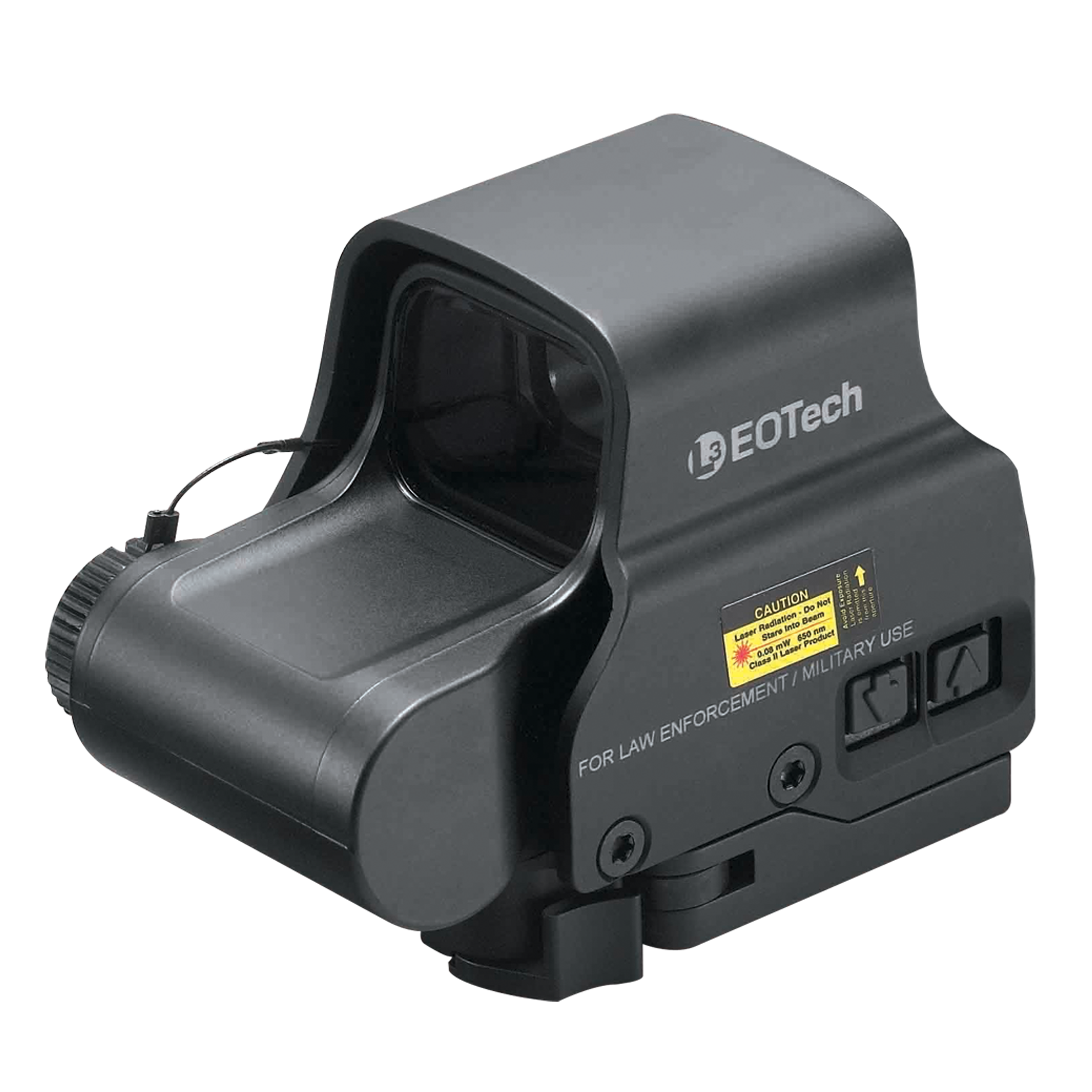 image showing the specially designed EOTech EXPS-2