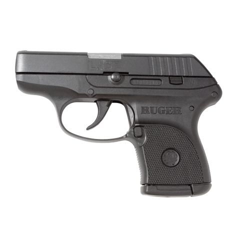 picture of a grey Ruger LCP 380