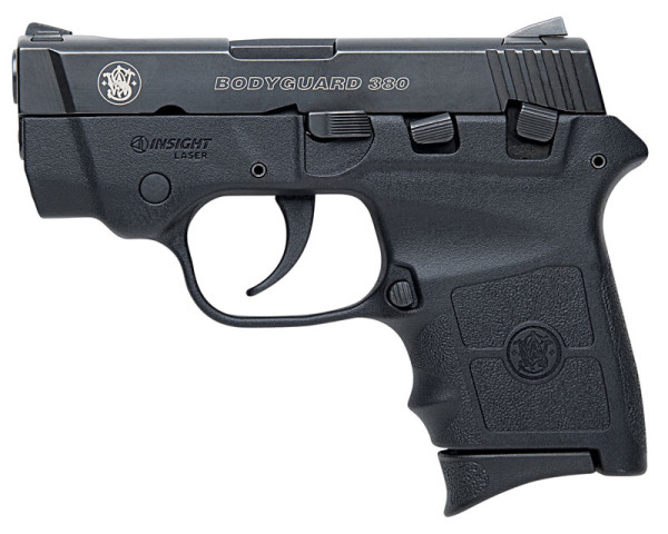 image of Smith & Wesson Bodyguard .380