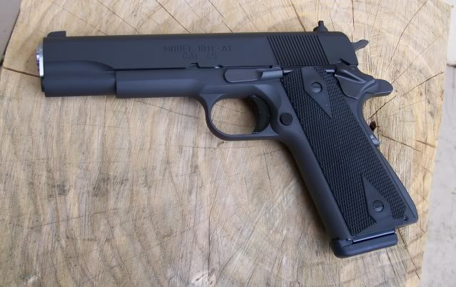 image of the Springfield Armory Mil-Spec 1911