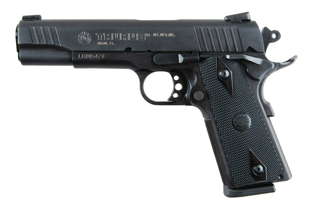 Taurus Pt1911 Review Is It Worth It For A 1911