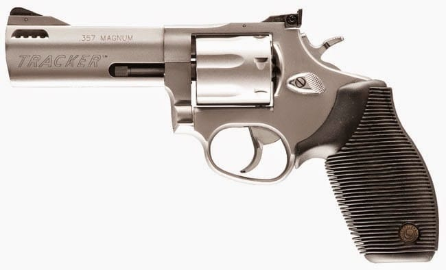 image of the taurus tracker 627 revolver in 2017