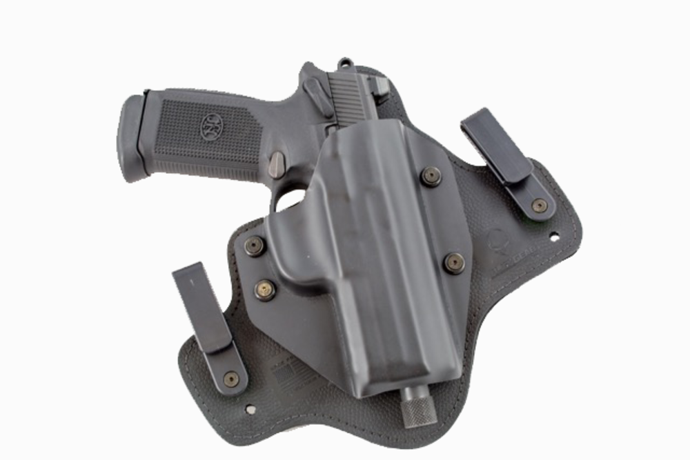product image of the Alien Gear Cloak Tuck 3.0 IWB Holster, the best concealed carry ccw holster for glock 19