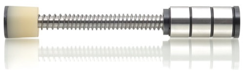 image of a new captured-spring-bcg-ar15 silver