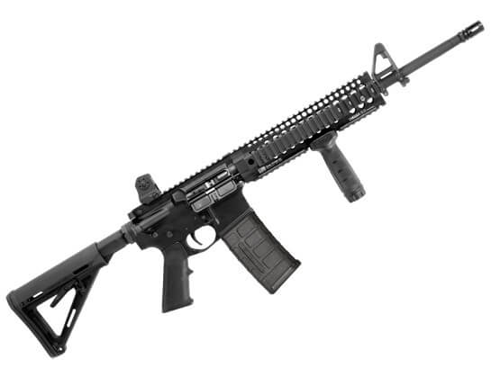image of Daniel Defense DDM4 V3, DDM3 VV5, DDMA1