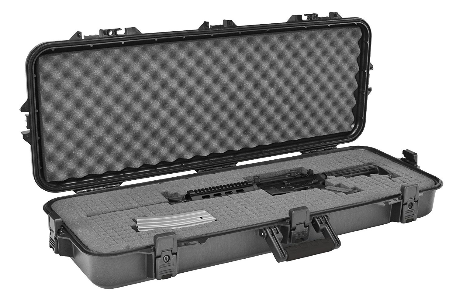 Image of a hard rifle case