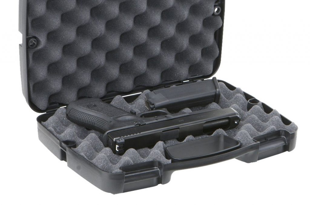 Image of a pistol case