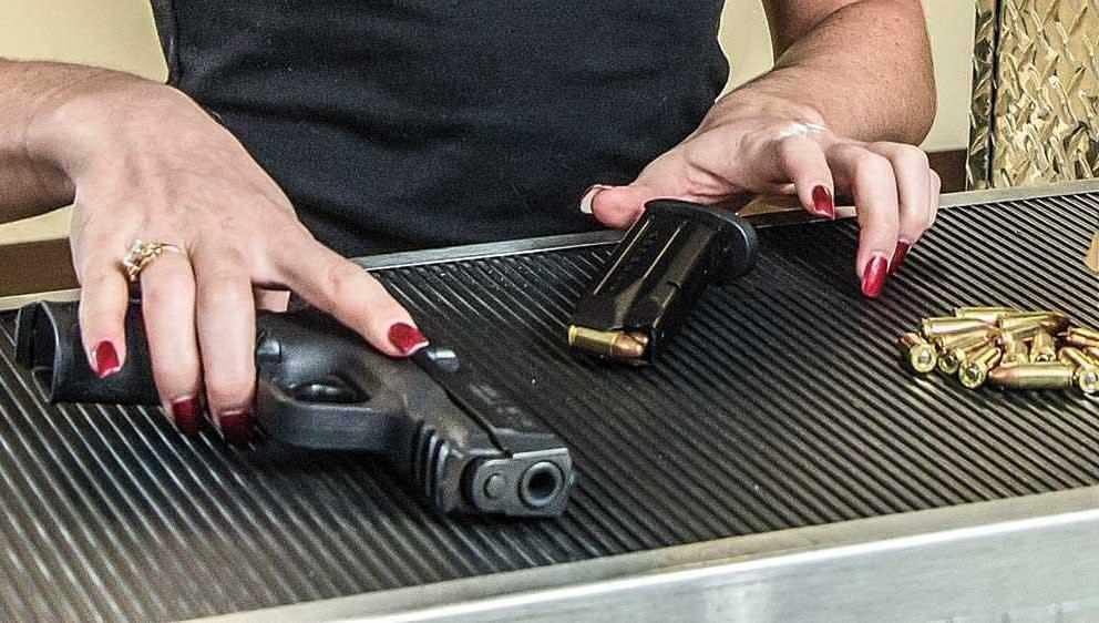 40 caliber ammo