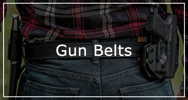 image showing the gun belts category