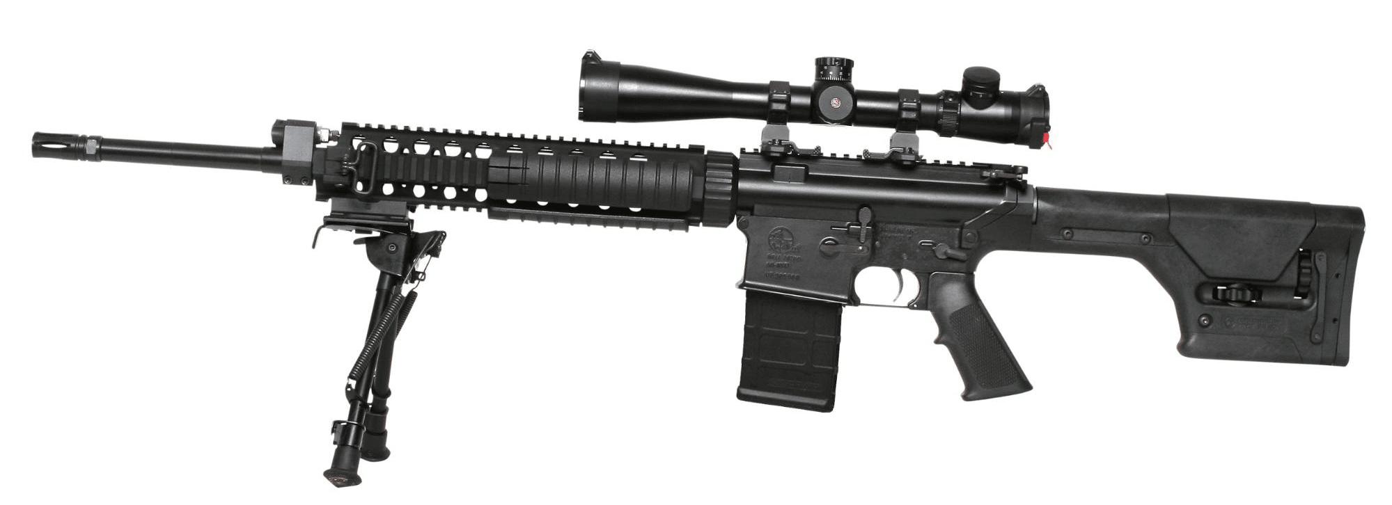 image of Armalite AR-10 A2
