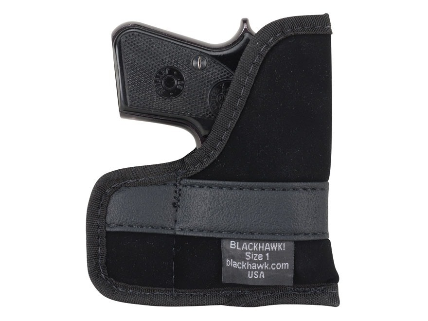 image of the BLACKHAWK! Inside-the-Pocket Holster in 2017