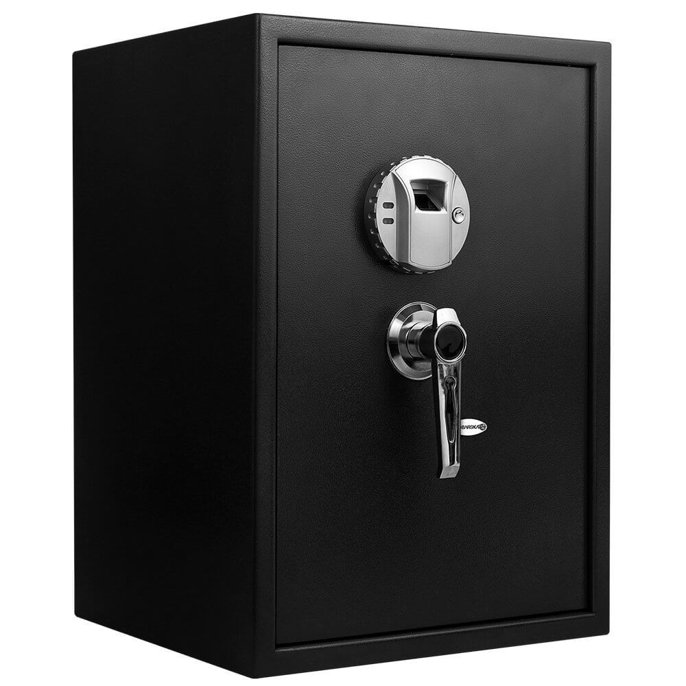 image of the Barska Large Biometric Safe in 2017